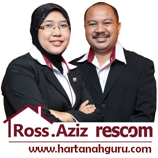 Ross Aziz hartanahguru