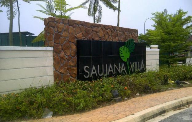Saujana Villa 1