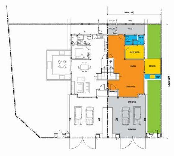 Semi D House For Sale Legundi Residensi Bandar Seri Putra Bangi