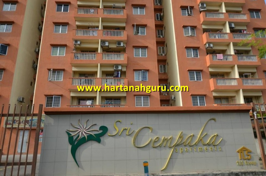Sri Cempaka Apartment 1