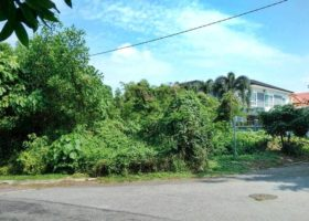 lot bungalow taman impian golf, kajang 1