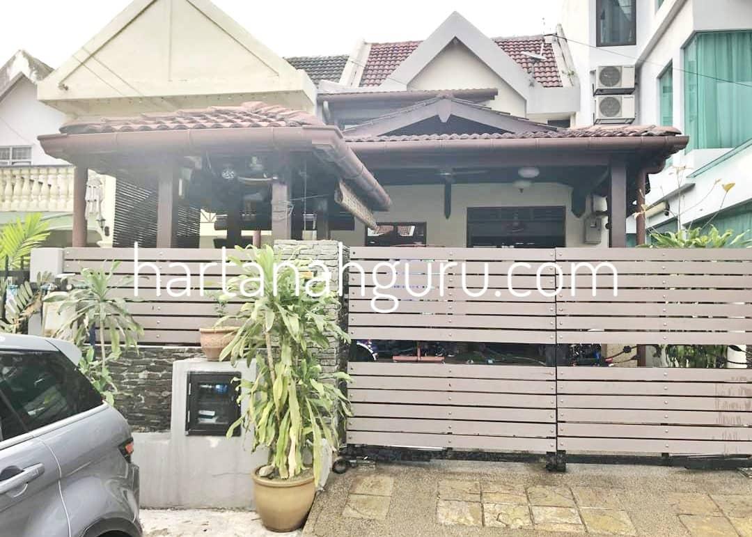 q double storey terrace 1