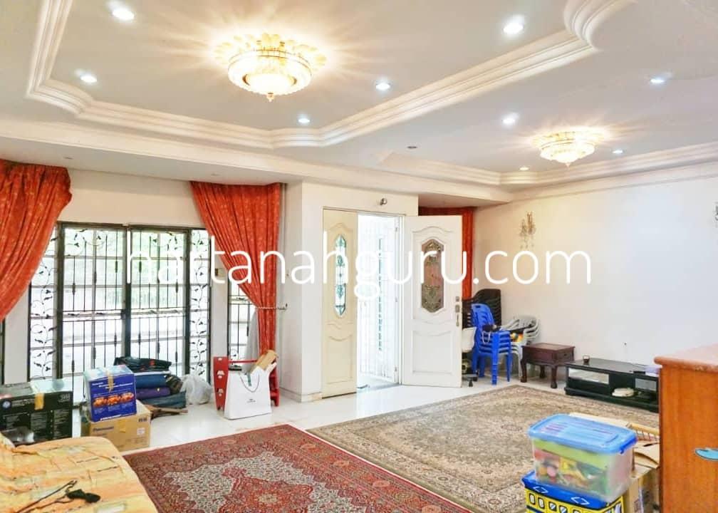 Bungalow house for sale at taman desa pendidik keramat permai for 2 storey house for sale